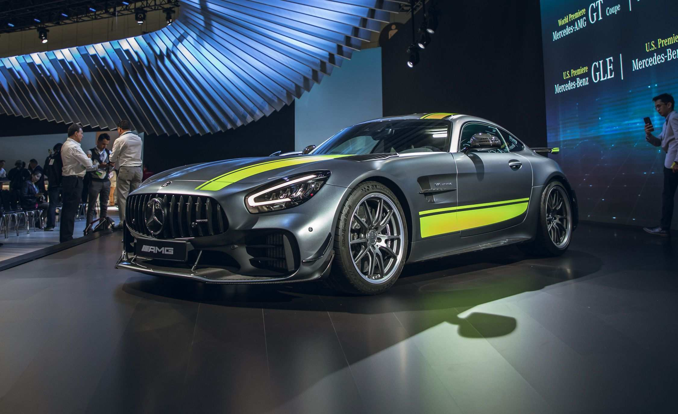 38 A 2020 Mercedes AMG GT Redesign