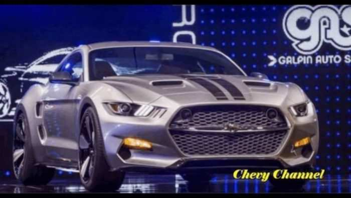 38 A 2020 Mustang Rocket Style