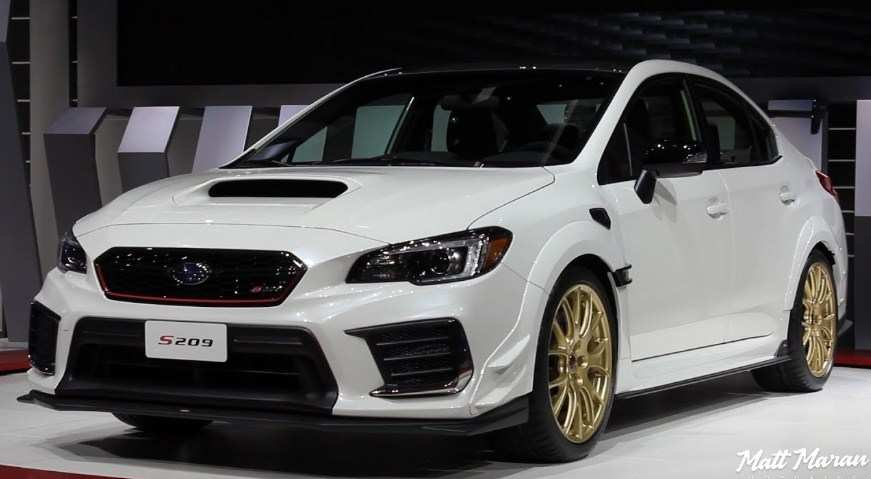 38 A 2020 Subaru Impreza Price Design And Review