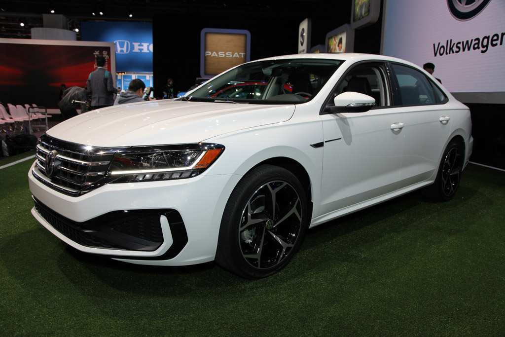 38 A 2020 Vw Passat Exterior And Interior