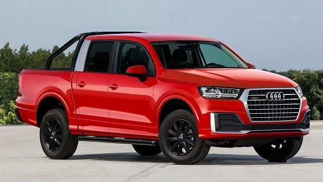 38 A Audi Pickup 2020 Price Design And Review