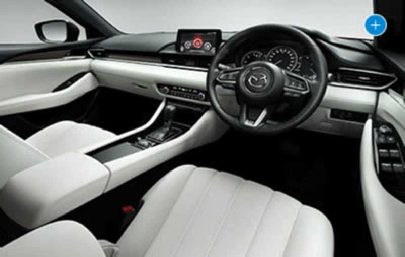 38 A Mazda 6 2019 Interior Review