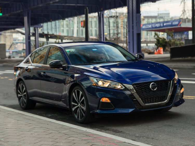 38 A Nissan Altima 2019 Horsepower Price Design And Review