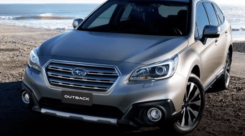 38 A Subaru Outback 2020 Australia Review