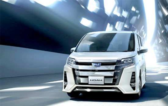 38 A Toyota Voxy 2020 New Concept