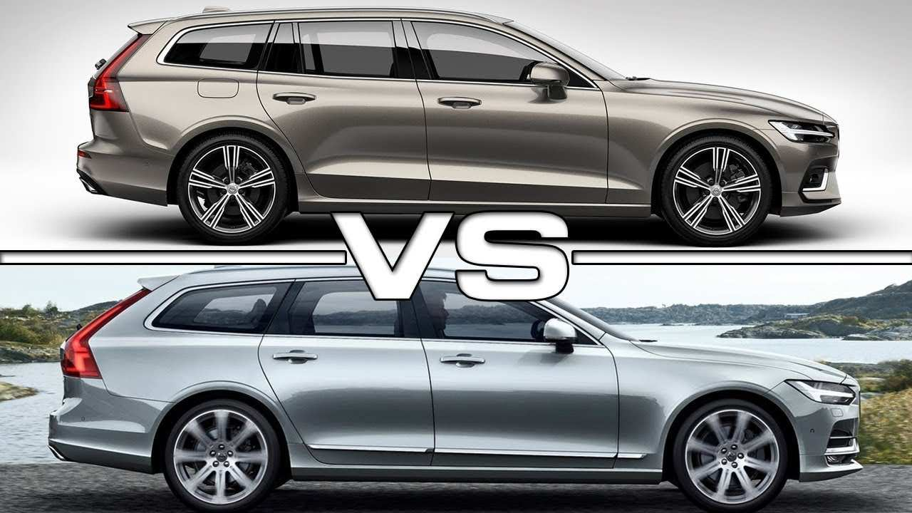 38 A V90 Volvo 2019 Research New