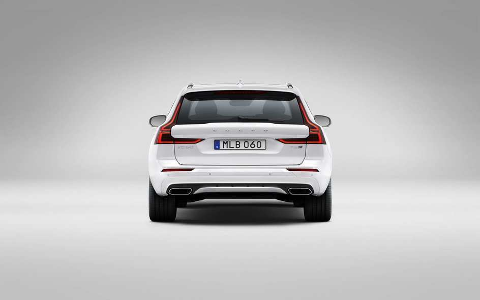 38 A Volvo To Go Electric By 2019 First Drive