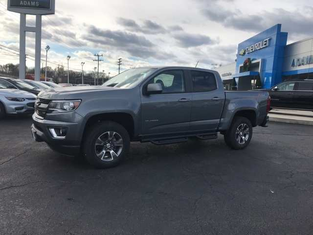 38 All New 2019 Chevrolet Colorado Concept And Review