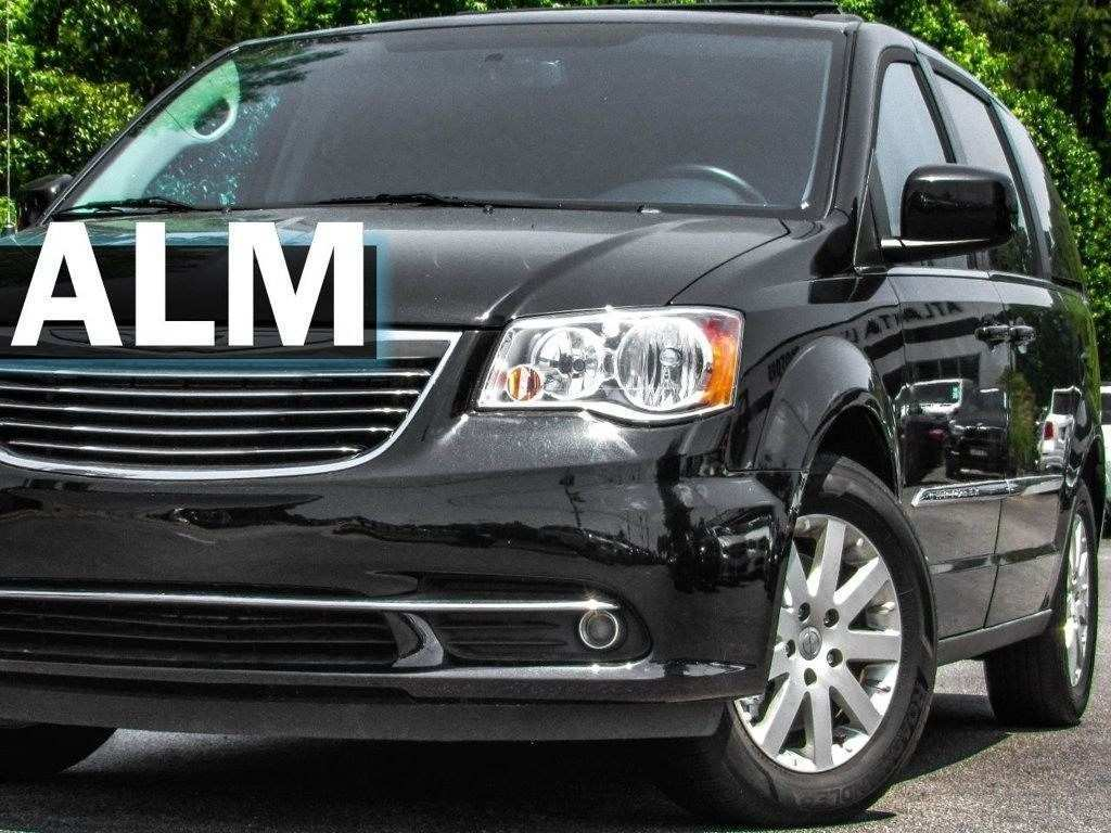 38 All New 2019 Chrysler Town Country Awd Review