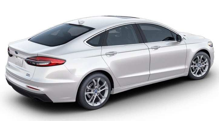 38 All New 2019 Ford Fusion Model