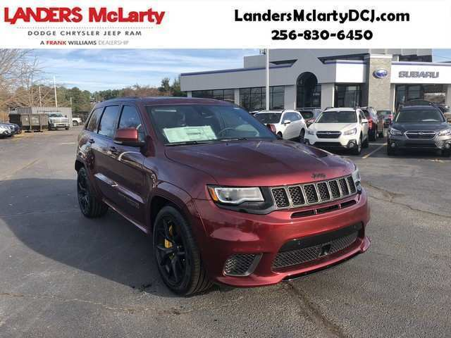 38 All New 2019 Grand Cherokee Srt Hellcat Price And Release Date