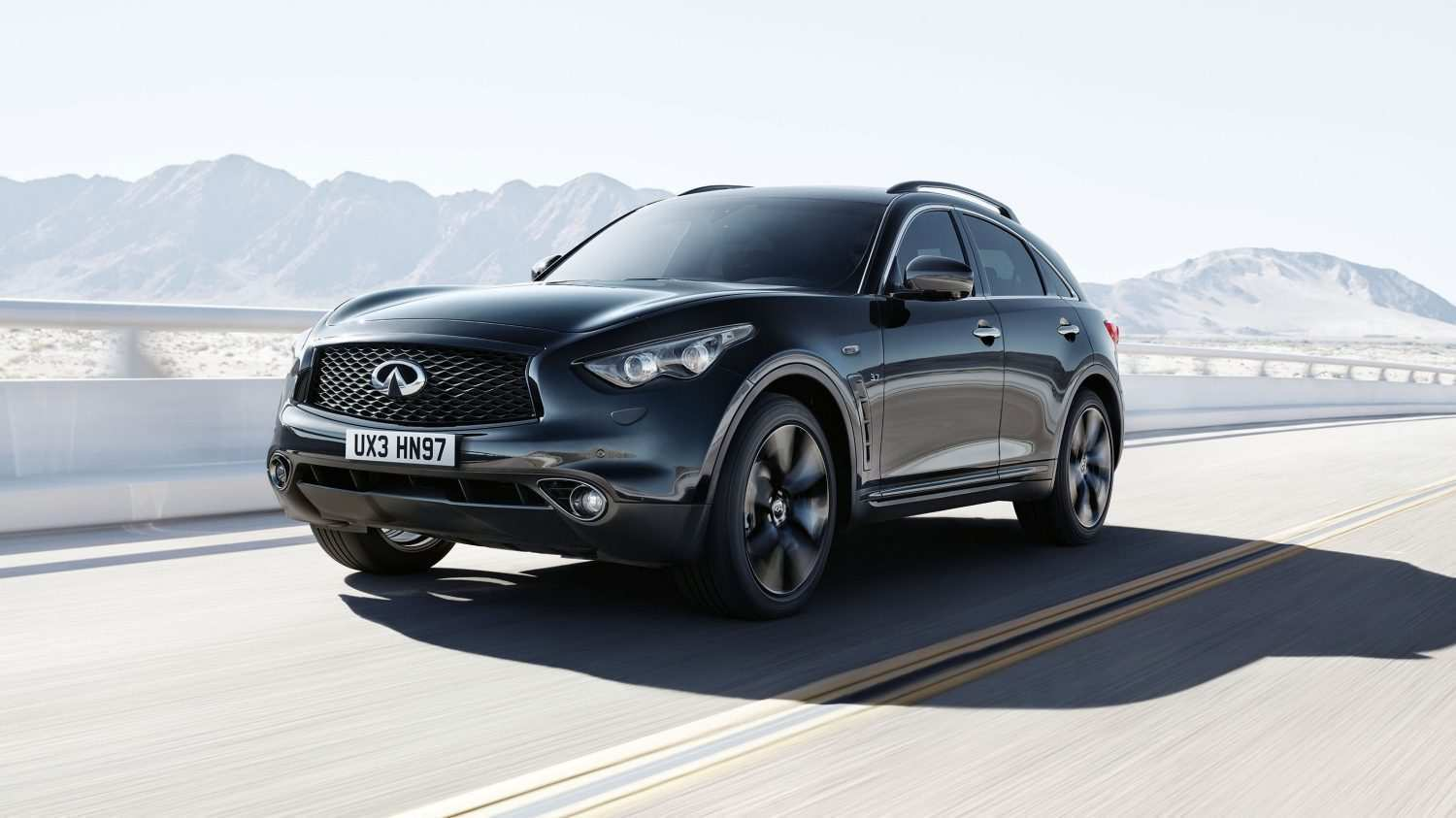 38 All New 2019 Infiniti QX70 Performance