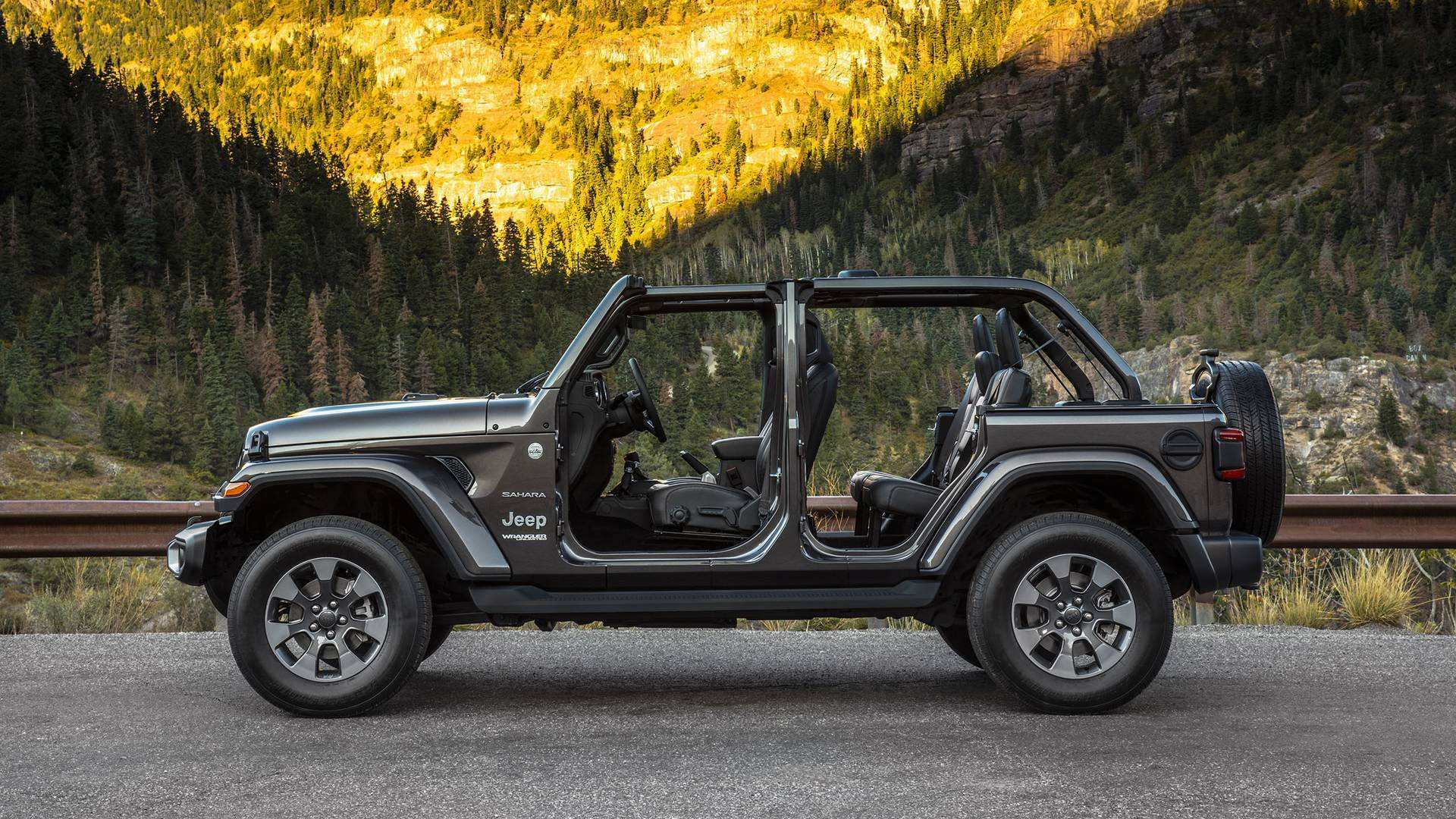 38 All New 2019 Jeep Wrangler Diesel Research New