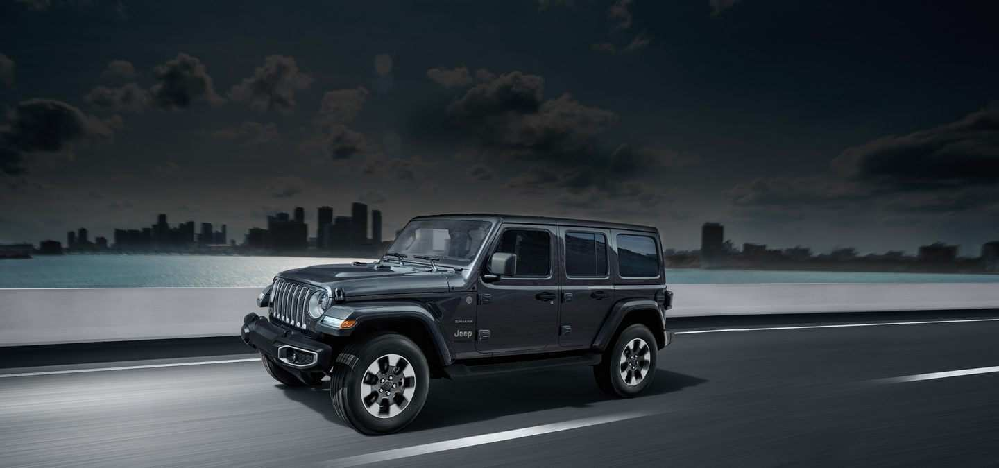 38 All New 2019 Jeep Wrangler Redesign