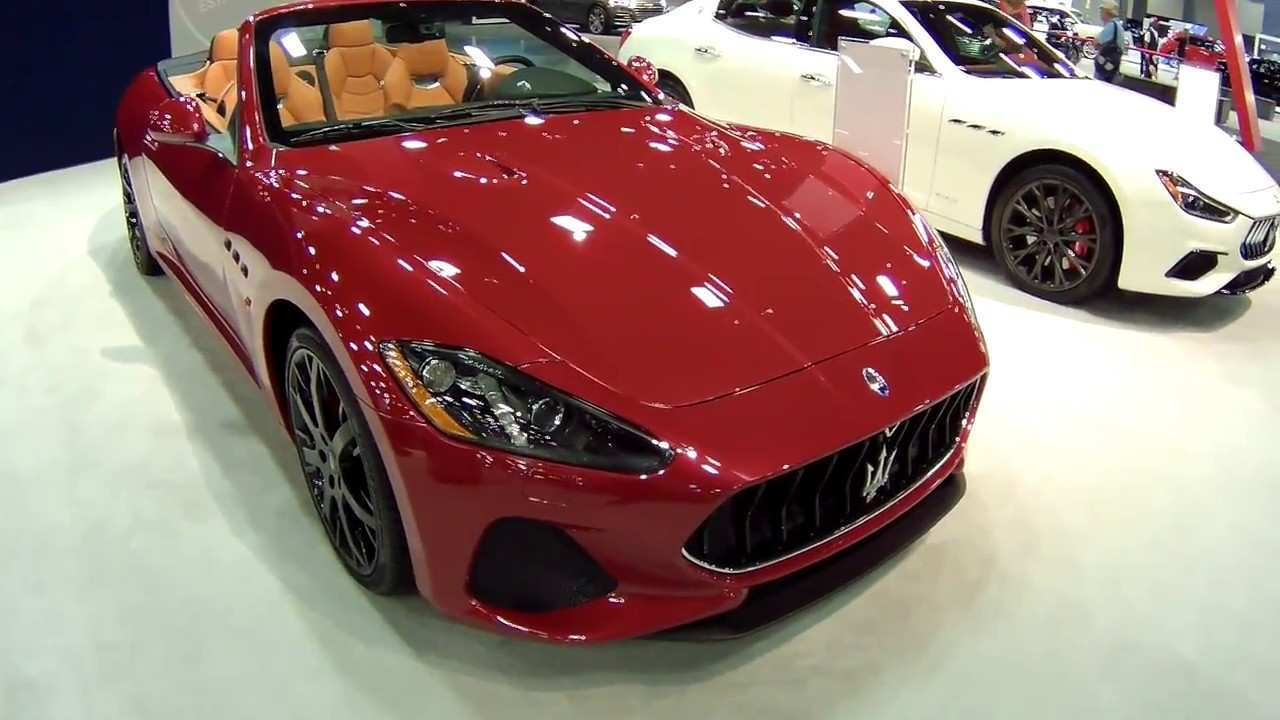 38 All New 2019 Maserati Granturismo Redesign And Review