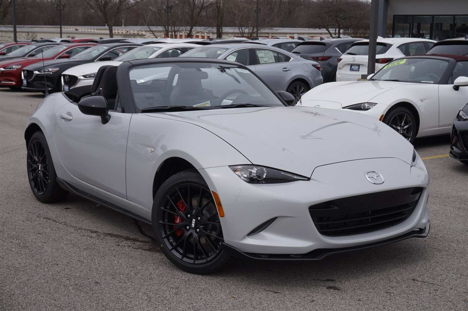 38 All New 2019 Mazda MX 5 Miata Overview
