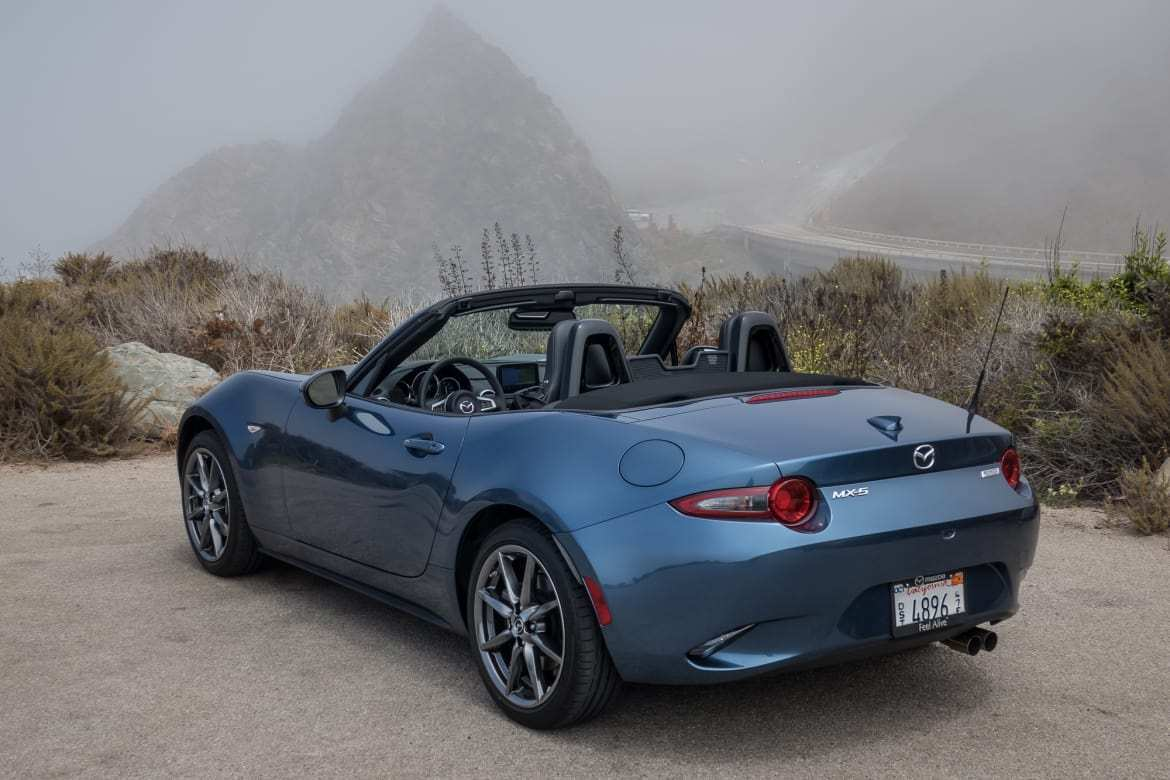 38 All New 2019 Mazda MX 5 Miata Photos