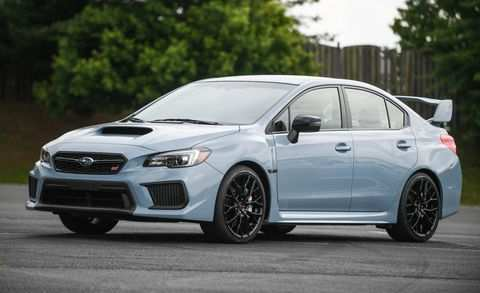 38 All New 2019 Subaru Wrx Review Prices