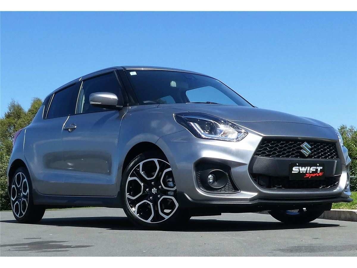 38 All New 2019 Suzuki Swift Pictures