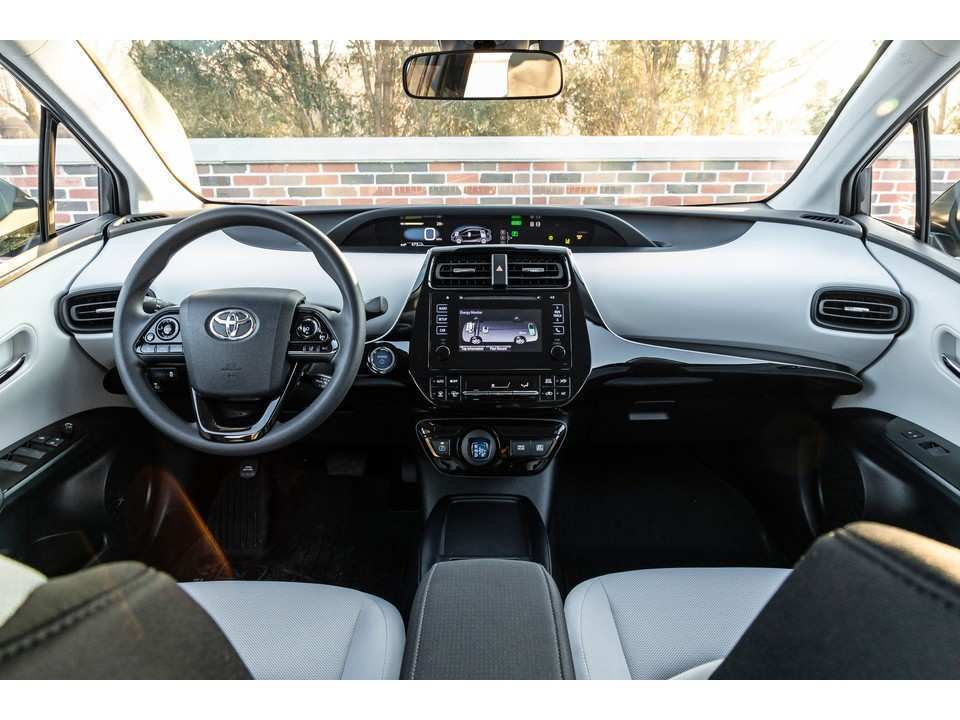 38 All New 2019 Toyota PriusPictures Pictures