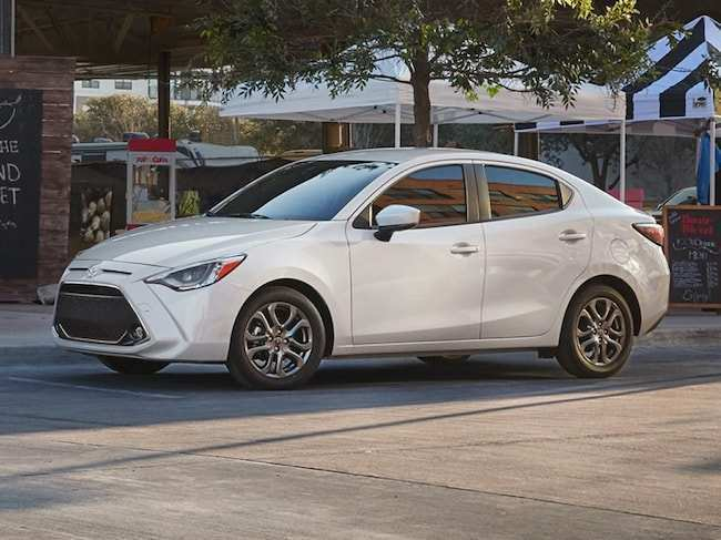 38 All New 2019 Toyota Yaris Spy Shoot