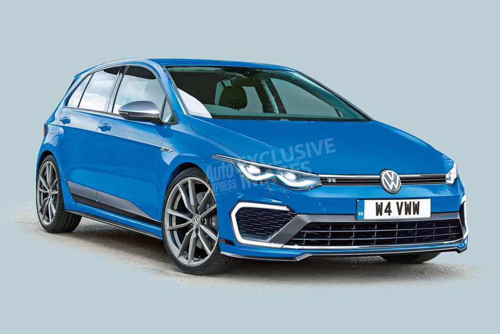 38 All New 2019 VW Golf R USA Performance