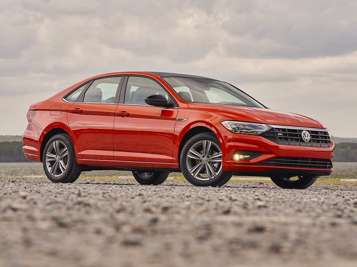 38 All New 2019 VW Jetta Tdi Gli Picture