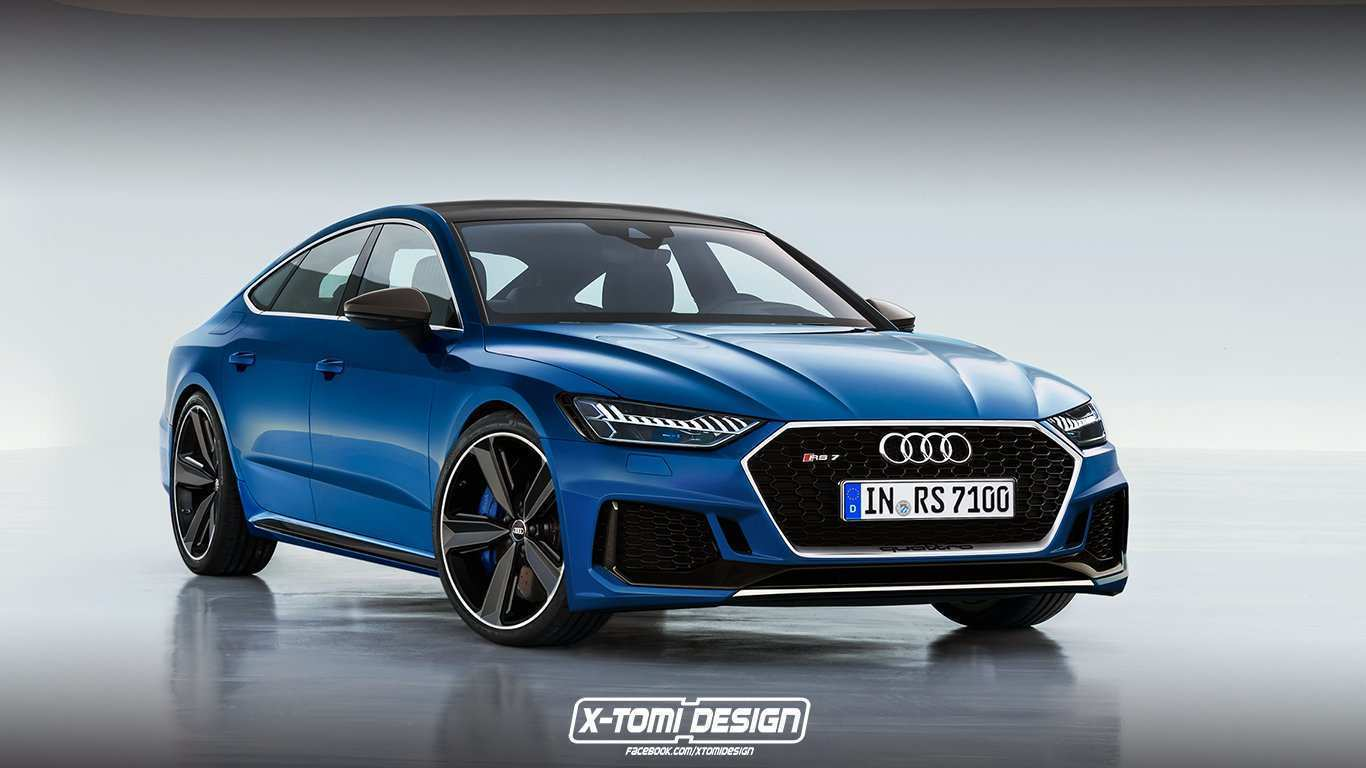 38 All New 2020 Audi Rs7 Engine