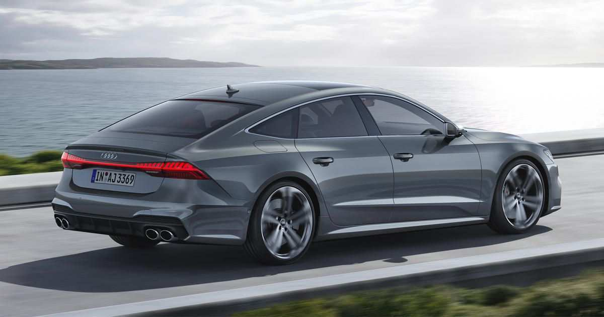 38 All New 2020 Audi S7 Engine