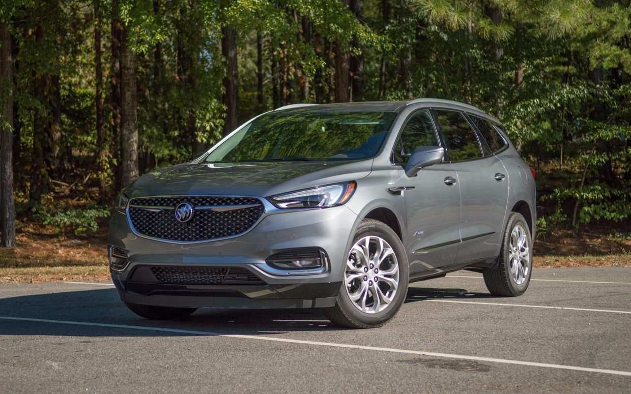 38 All New 2020 Buick Enclave Redesign
