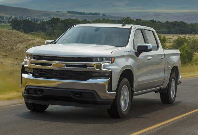 38 All New 2020 Chevy Silverado Performance And New Engine