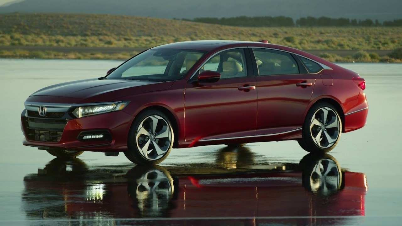 38 All New 2020 Honda Accord Coupe Sedan Release Date
