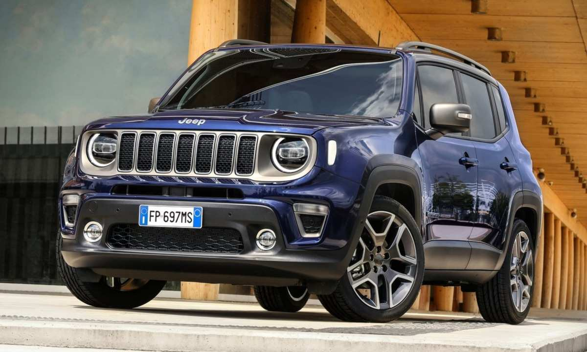 38 All New 2020 Jeep Renegade Exterior And Interior
