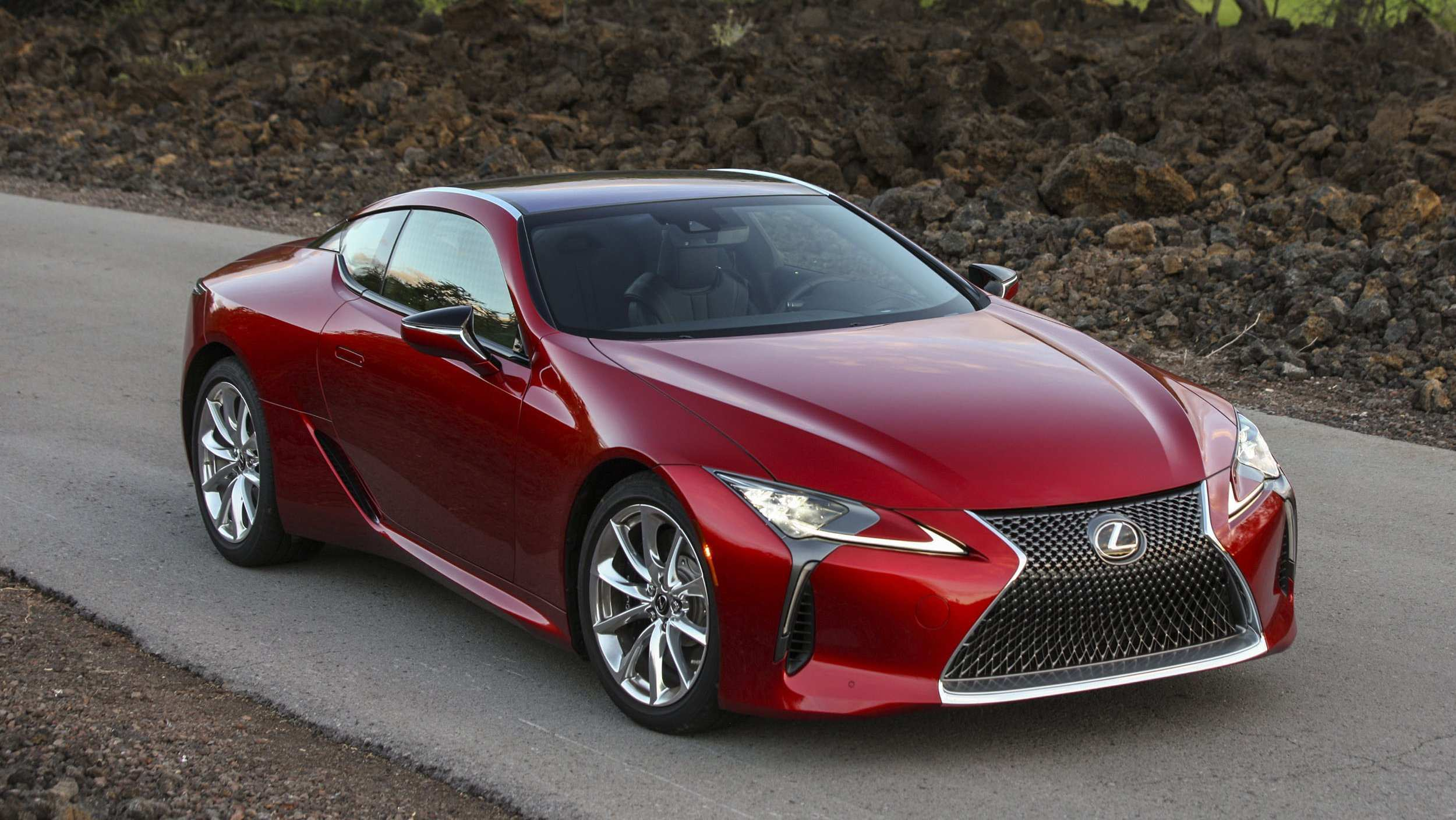 38 All New 2020 Lexus LF LC Review