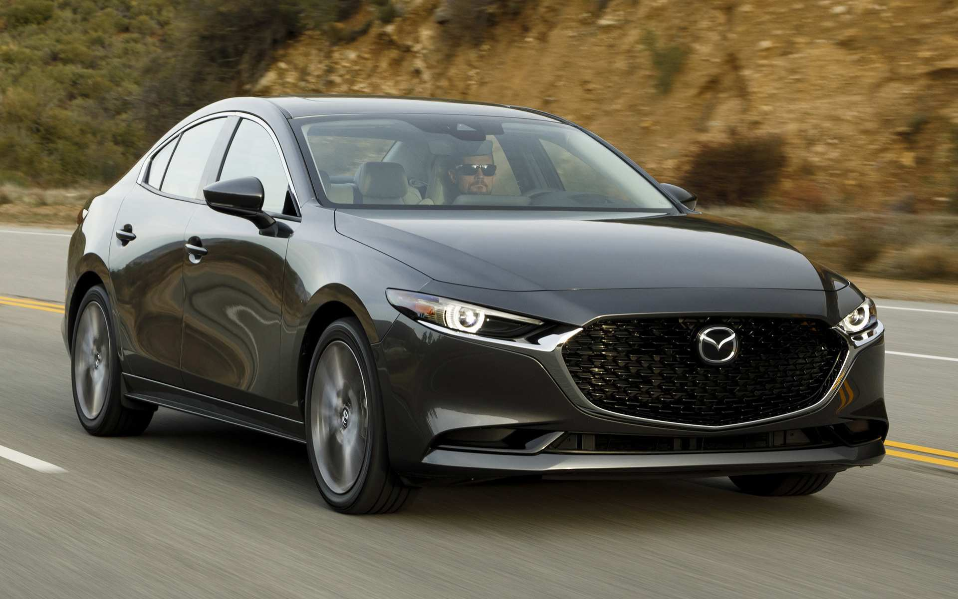 38 All New 2020 Mazda 3 Sedan Price And Review