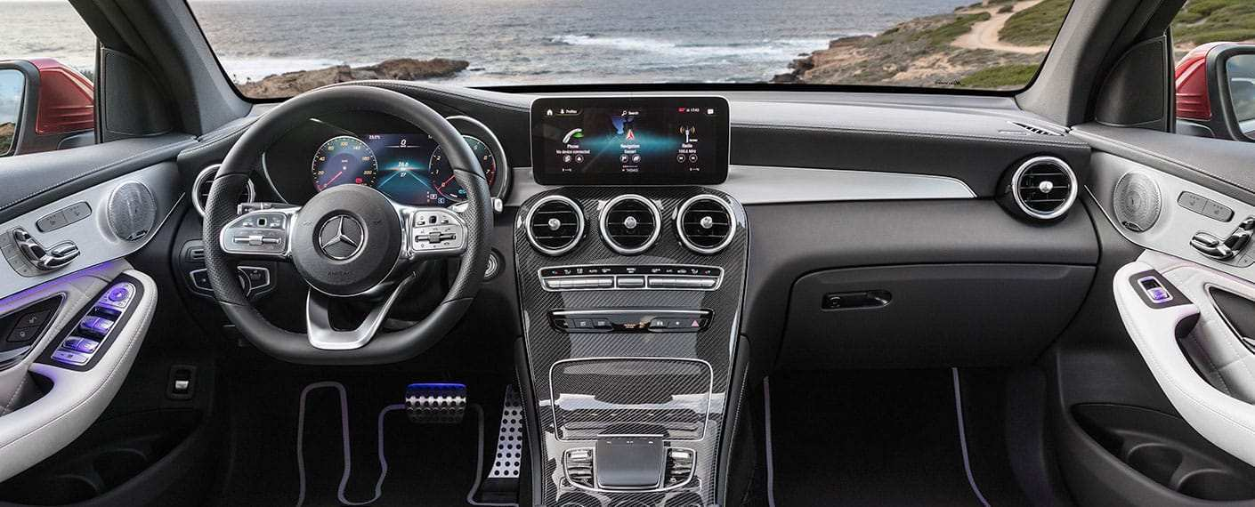 38 All New 2020 Mercedes Glc Interior