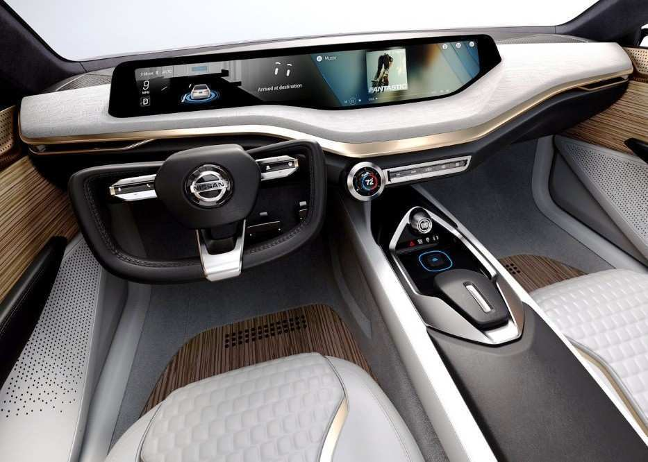 38 All New 2020 Nissan Altima Interior Pictures