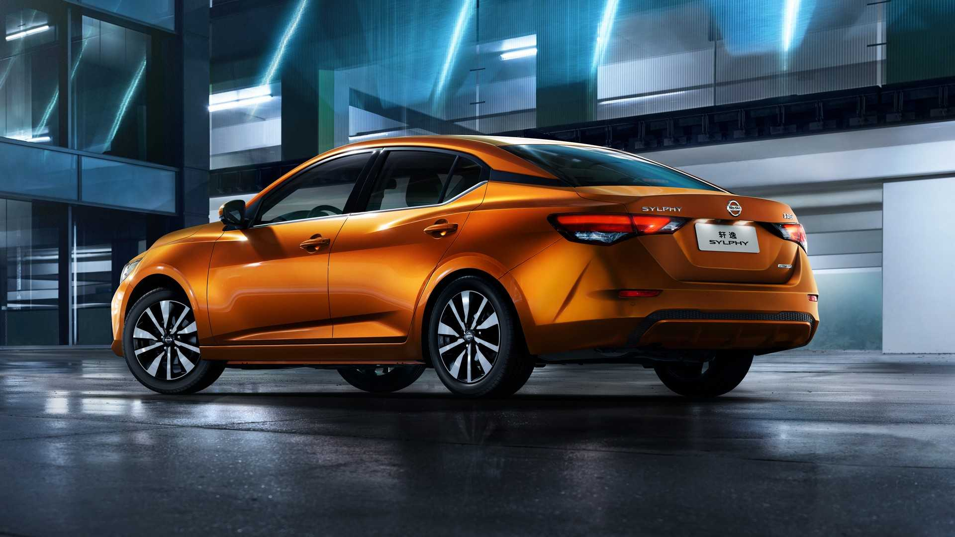 38 All New 2020 Nissan Sentra Picture