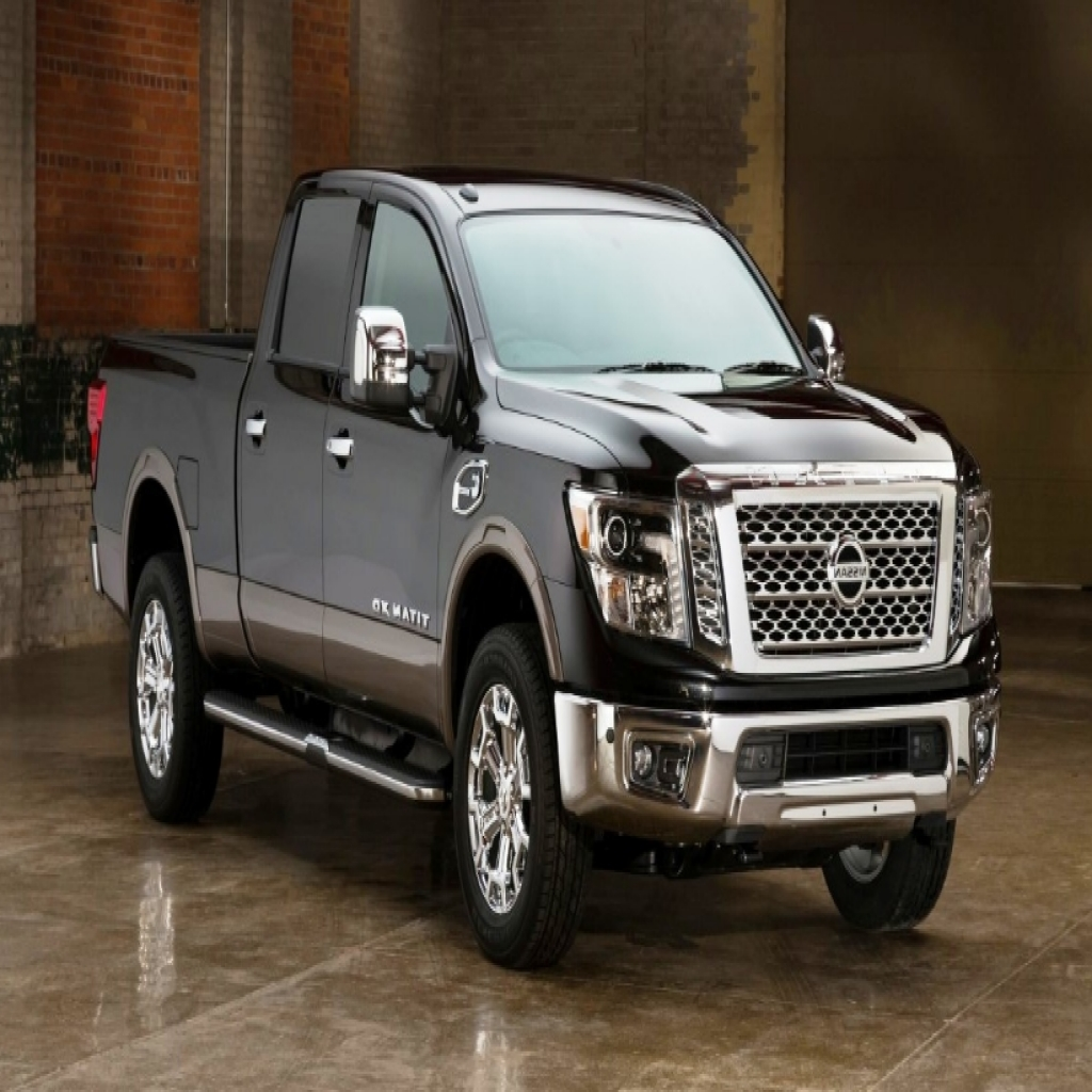 38 All New 2020 Nissan Titan Engine