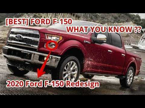 38 All New Ford F150 Redesign 2020 Price