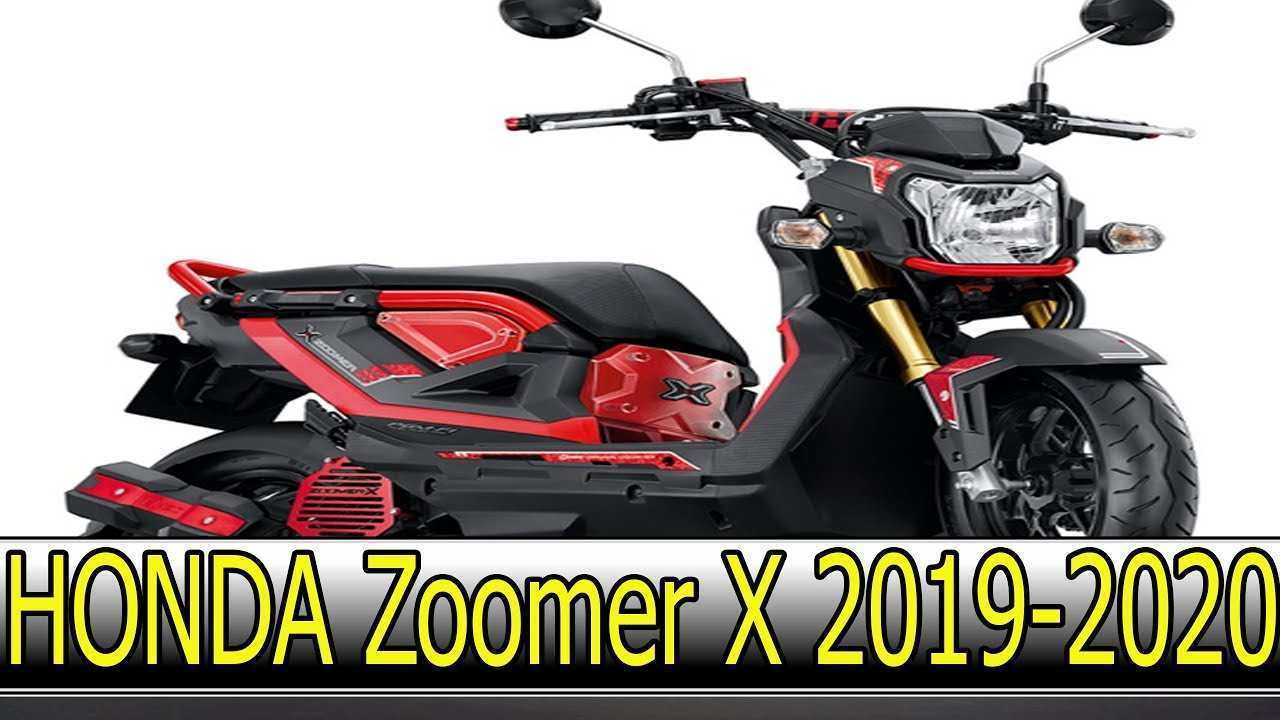 38 All New Honda Zoomer 2020 New Concept