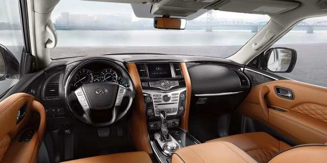 38 All New Infiniti Qx80 2020 Interior Specs And Review