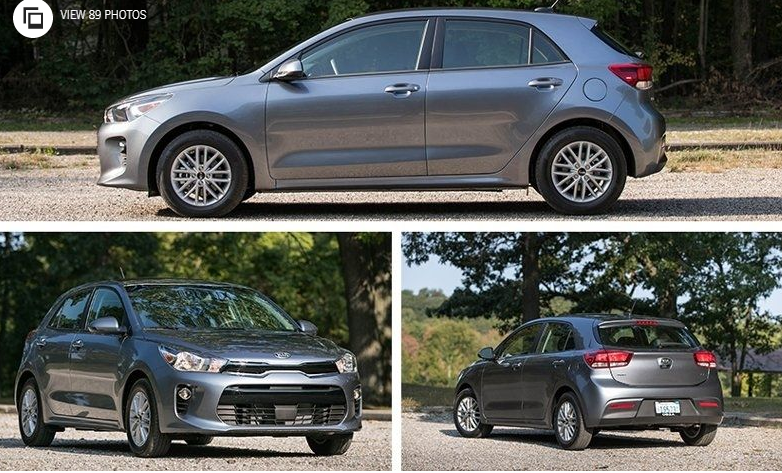 38 All New Kia Rio 2019 Review Images