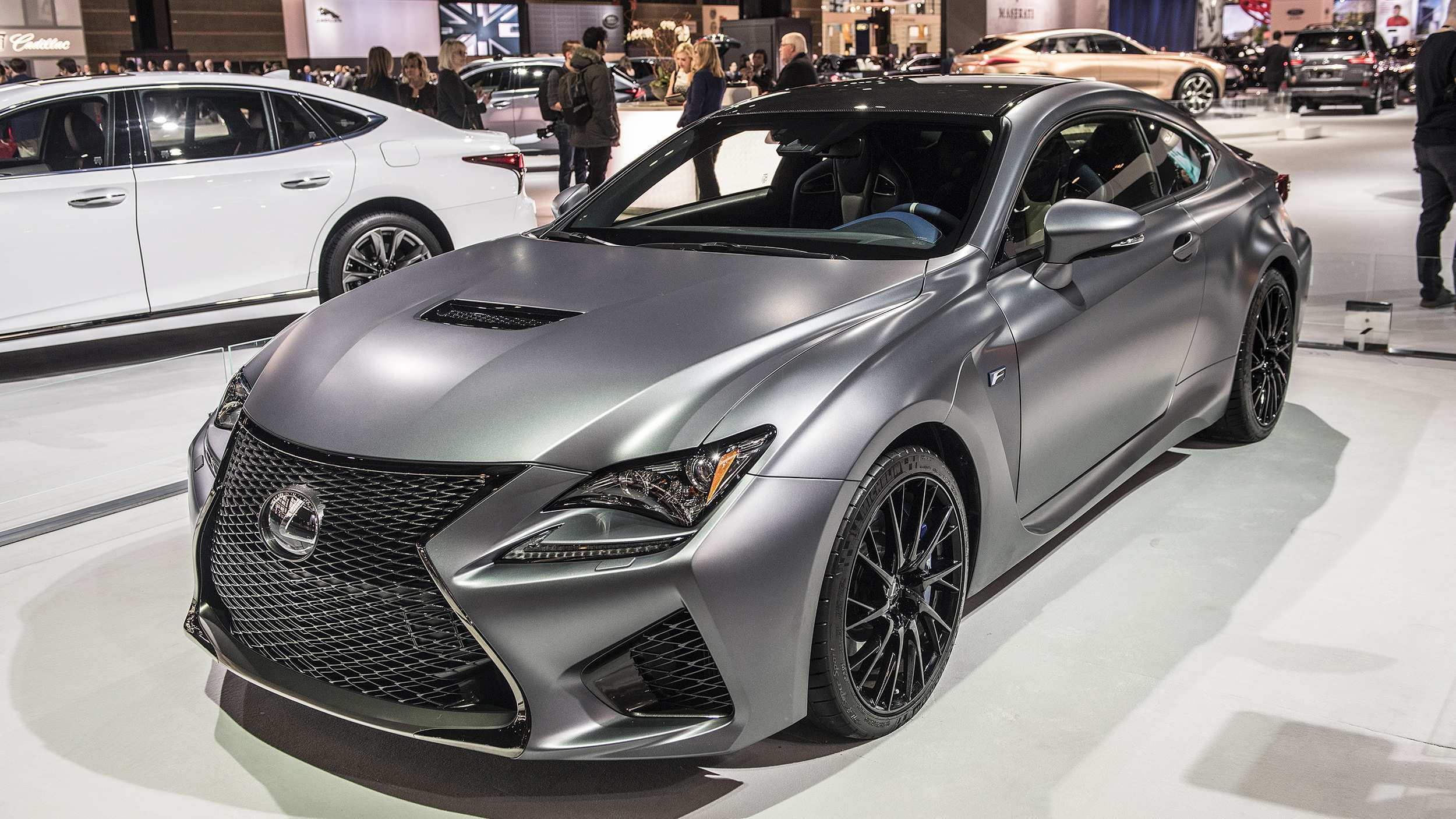 38 All New Lexus Rcf 2019 Specs And Review