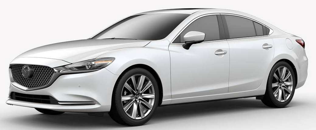 38 All New Mazda 6 2019 White Release Date And Concept