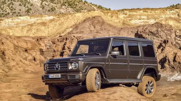 38 All New Mercedes G 2019 Specs And Review