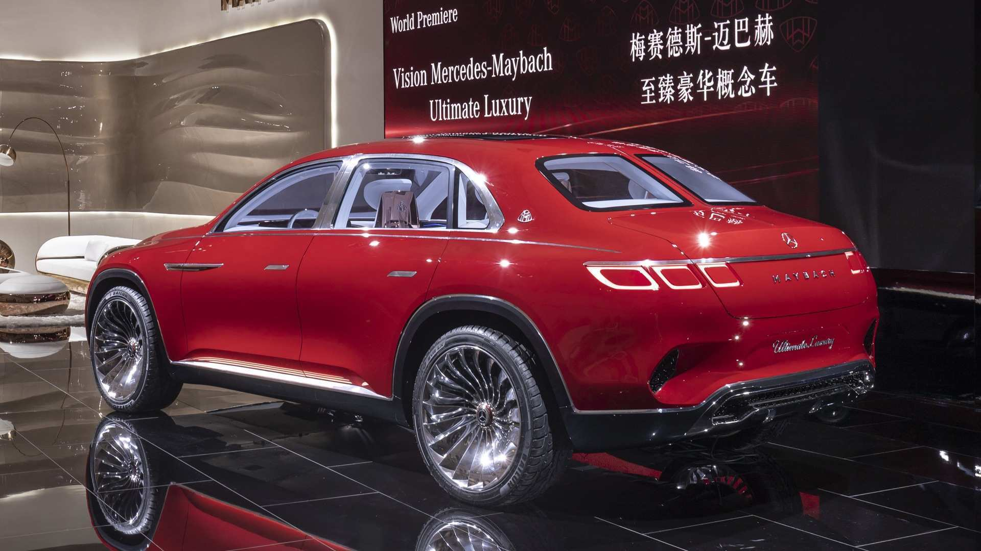 38 All New Mercedes Maybach Suv 2019 Picture