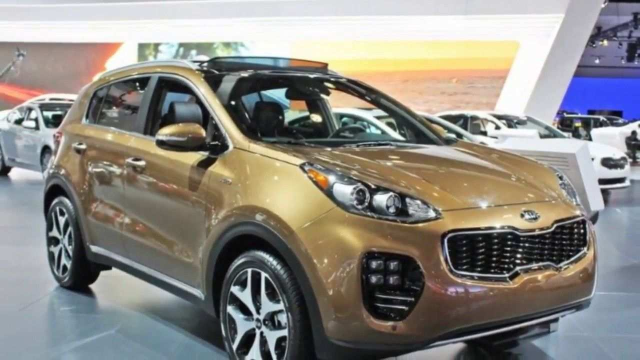 38 All New New Kia Sportage 2020 Youtube Wallpaper
