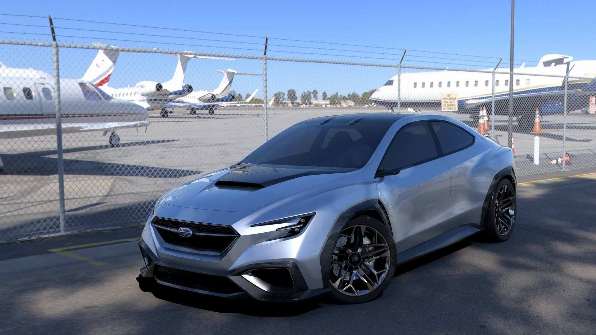 38 All New Subaru Electric Car 2019 Release Date And Concept