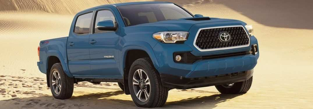 38 All New Toyota Tacoma 2020 Colors Model